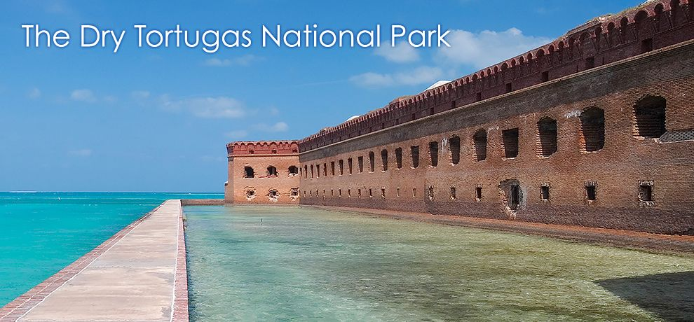 Visit Dry Tortugas National Park Via Seaplane Or Boat