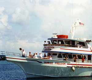 What to Plan for Your Yankee Freedom Ferry Trip